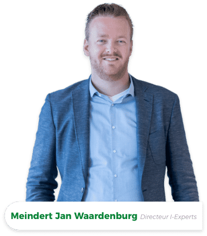 I-experts - Kennismaken - Meindert Jan