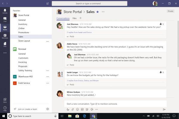 I-Experts - blog - Microsoft Teams functionaliteiten - website