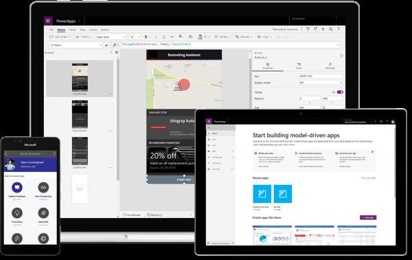 Microsoft Power Apps screenshot 2